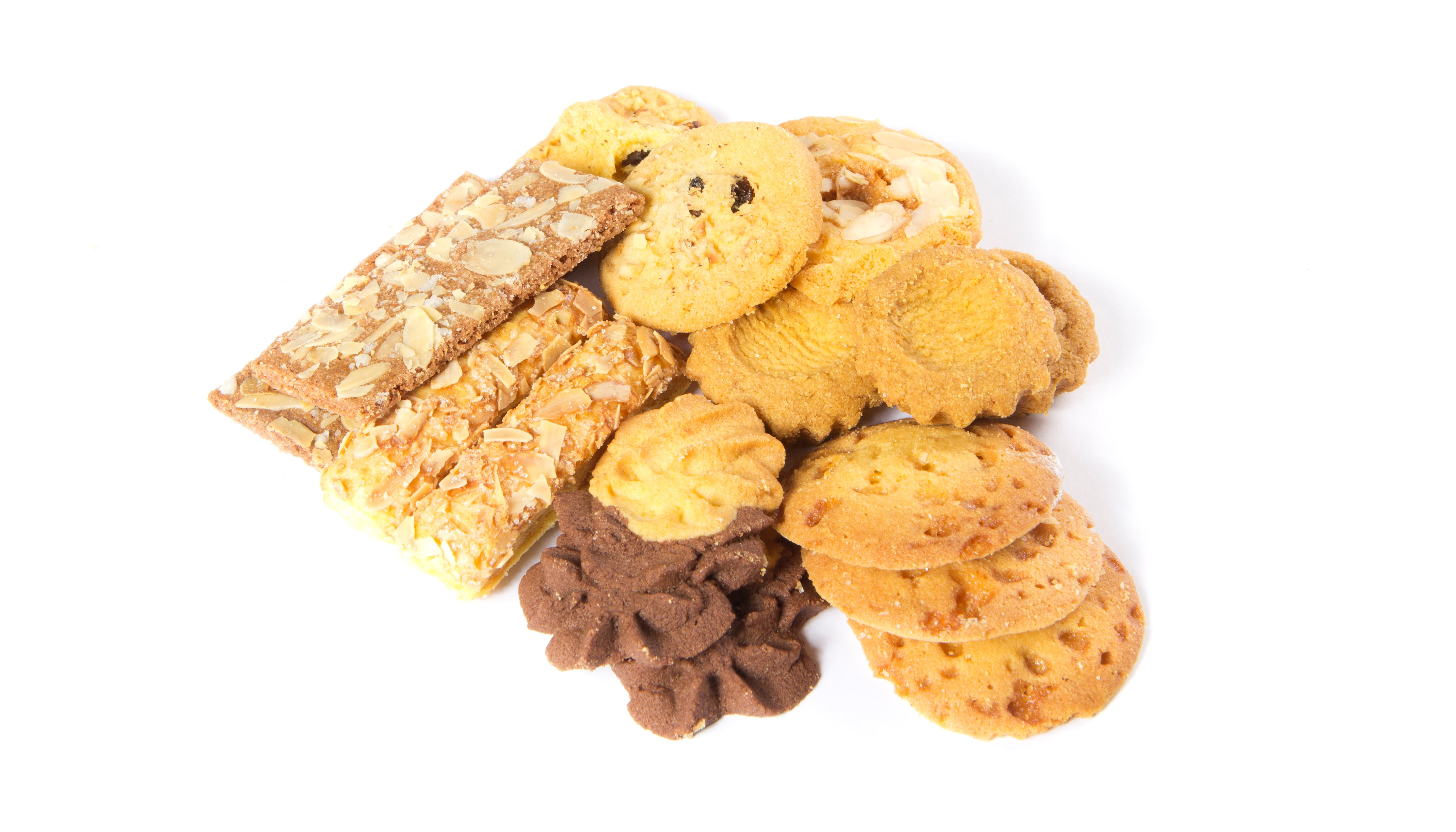 Cake en koekjes