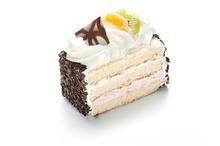 Cake-slagroomgebak